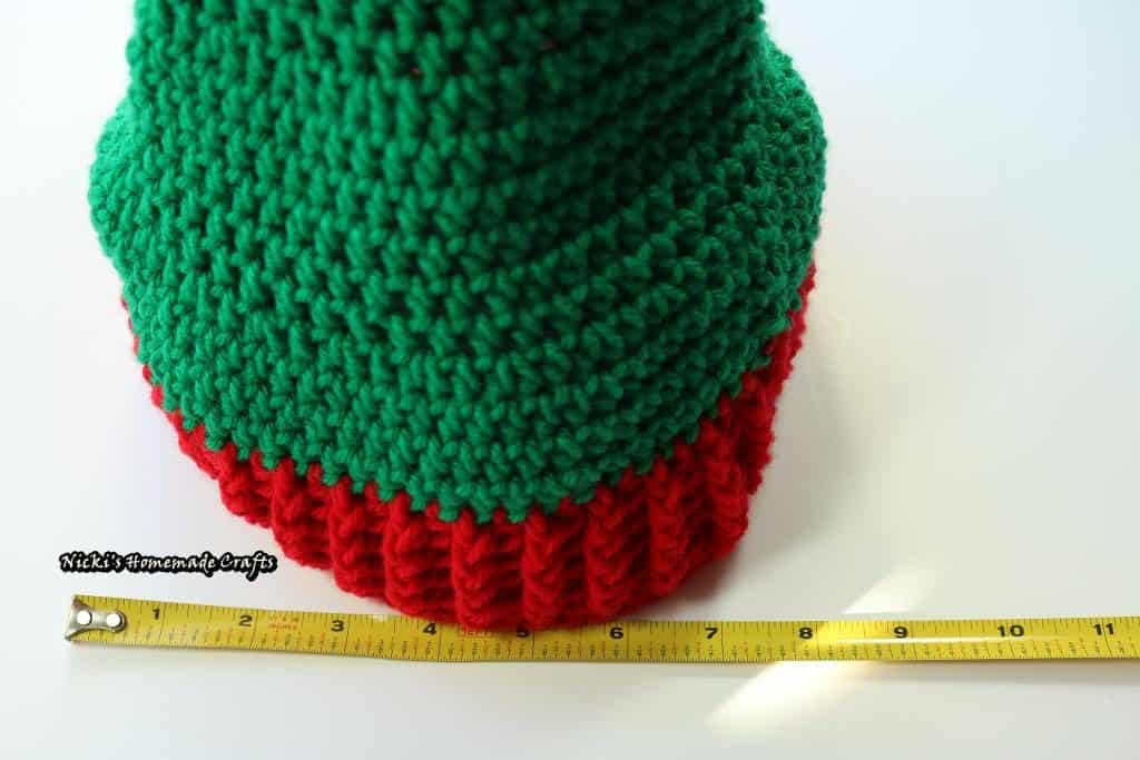 show me how to do a front post double crochet