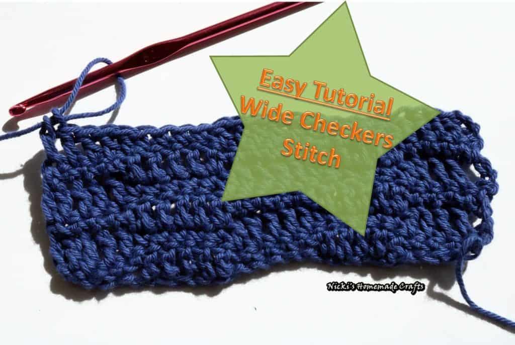 hard crochet stitches