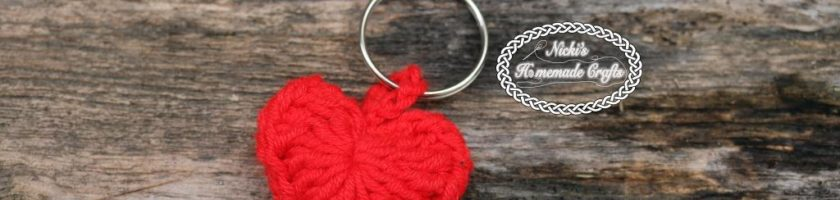 Small Heart Keychain