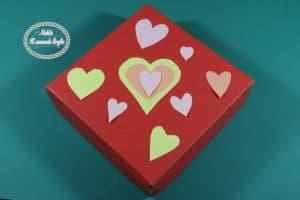 Valentine's Box – Free Tutorial
