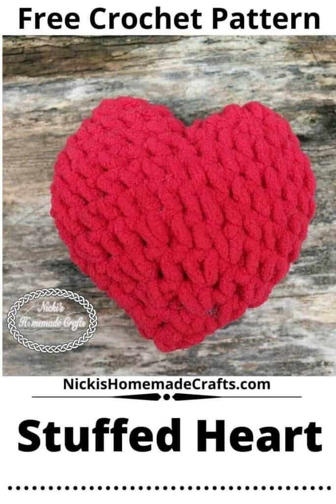 Stuffed Heart Pattern