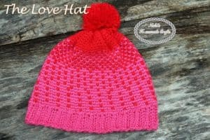 The Love Hat – Free Crochet Pattern