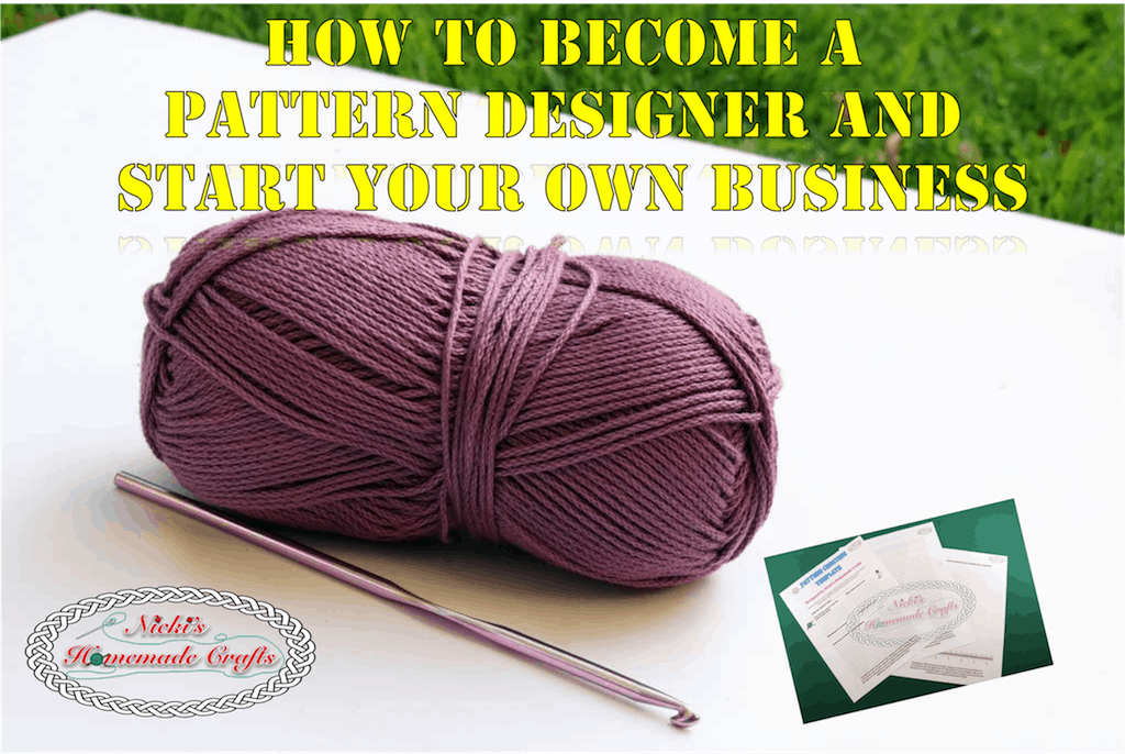 How to become a pattern designer and start your own business