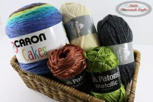 Yarn Giveaway – Chance to win 5 skeins of yarn