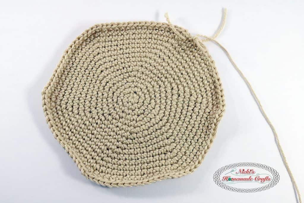 Woven Cable Basket