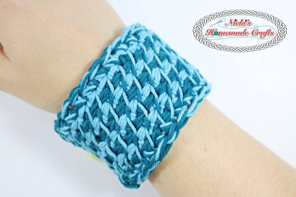 Turkish star stitch pattern and tutorial