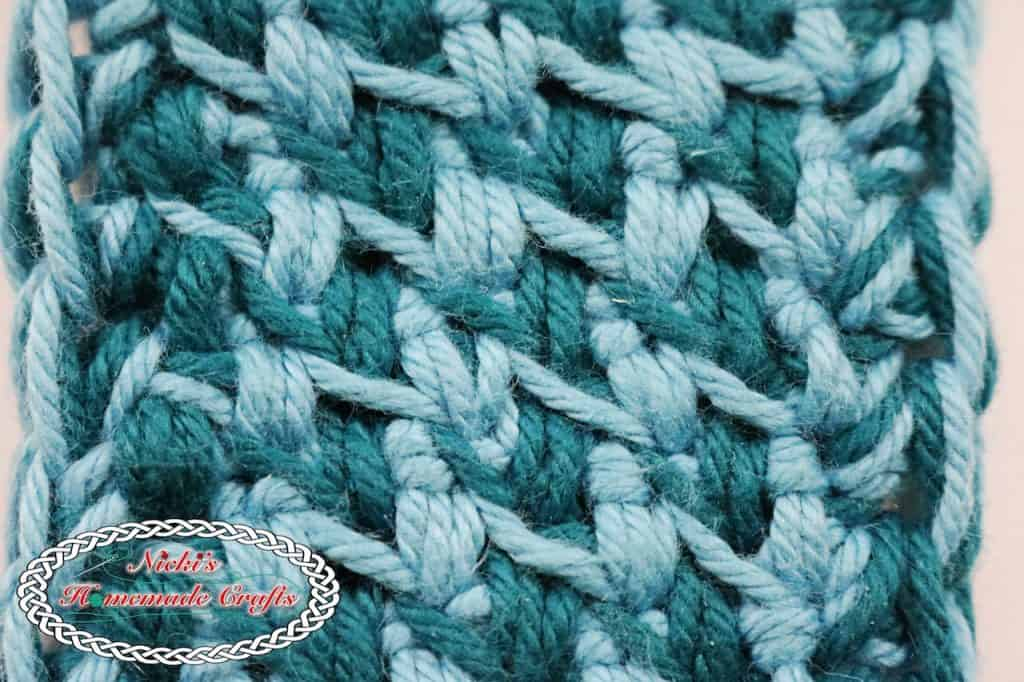 Turkish Star Stitch Bracelet Pattern and Tutorial