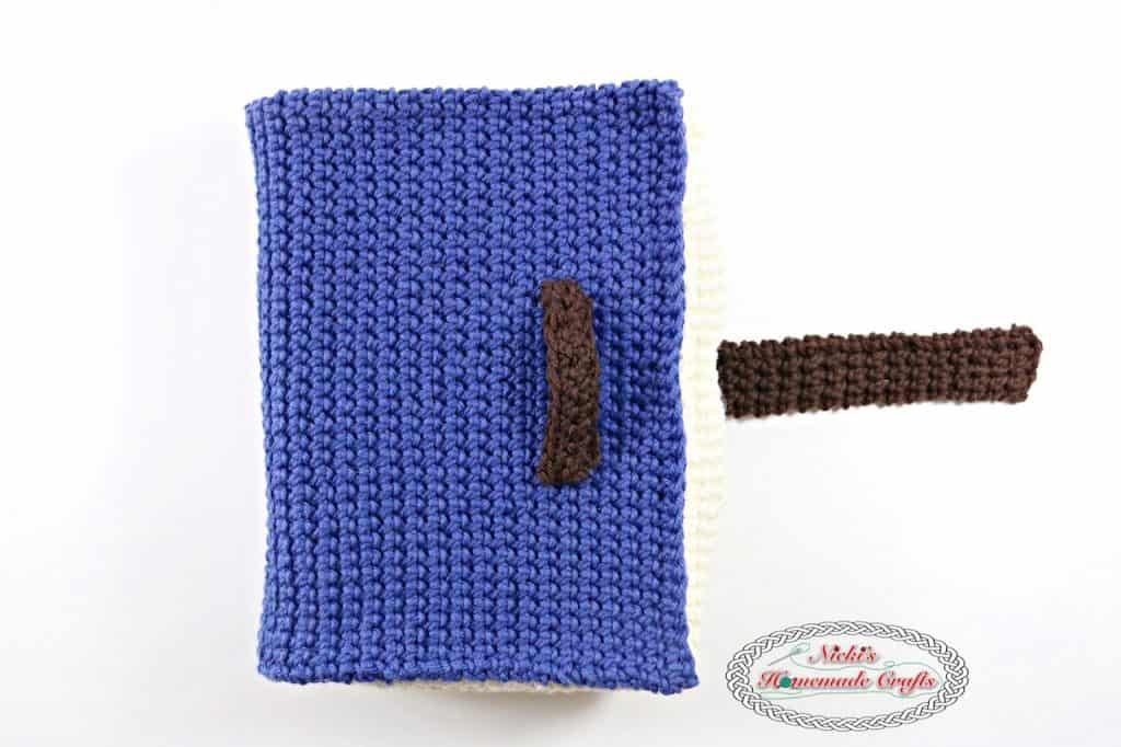 Free Book Cover Crochet Pattern