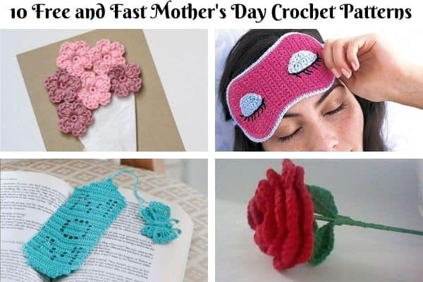 Mom's Gift Crochet Pattern