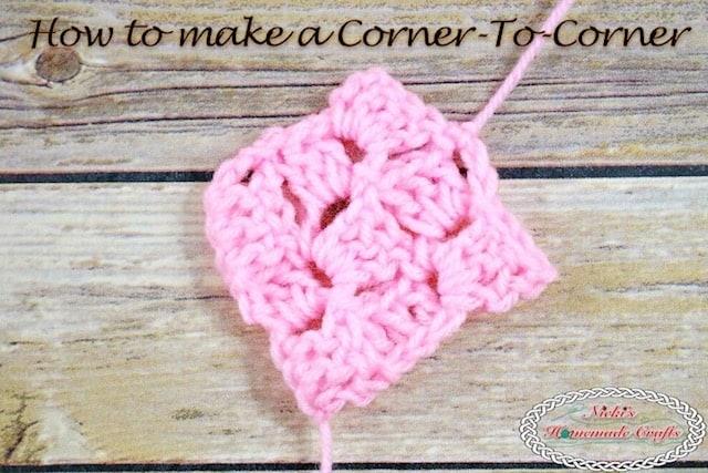 crochet advanced stitches