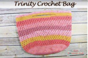 Trinity Crochet Bag – Free Crochet Pattern