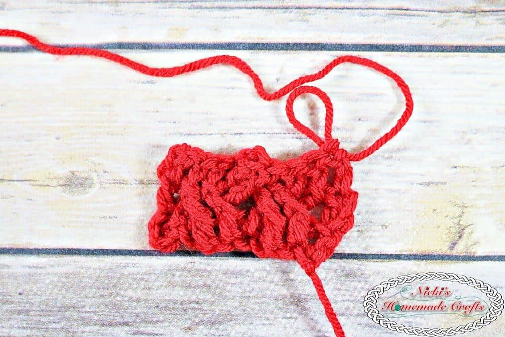 crochet celtic weave stitch tutorial