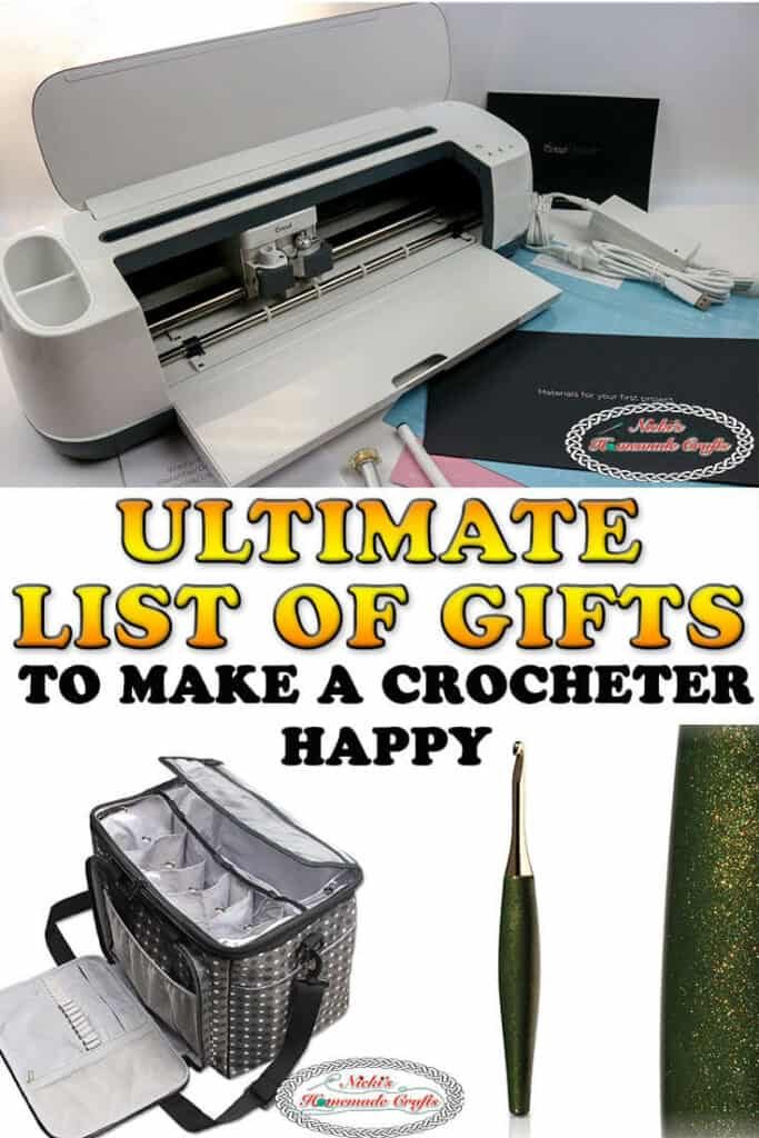 Ultimate list of presents to make a crocheter happy