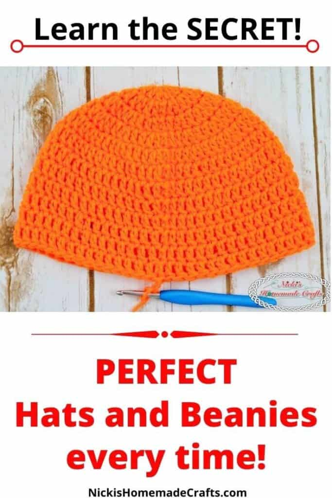 Crochet Perfect Hat