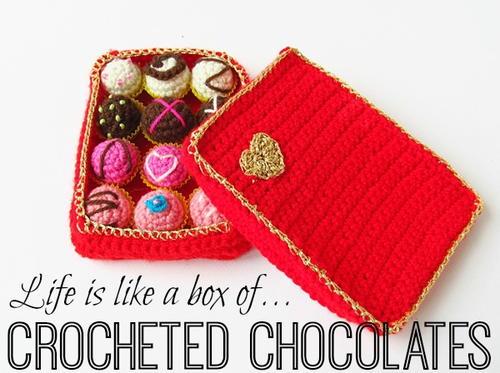 10 Best Free Valentine's Crochet Pattern on AllFreeCrochet by Nicki's Homemade Crafts #free #crochet #pattern 3collection #Valentine #day #hearts #gifts #presents #quick #easy #AllFreeCrochet