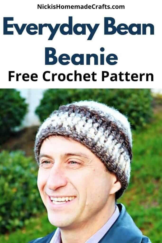 Everyday Bean Beanie Pattern