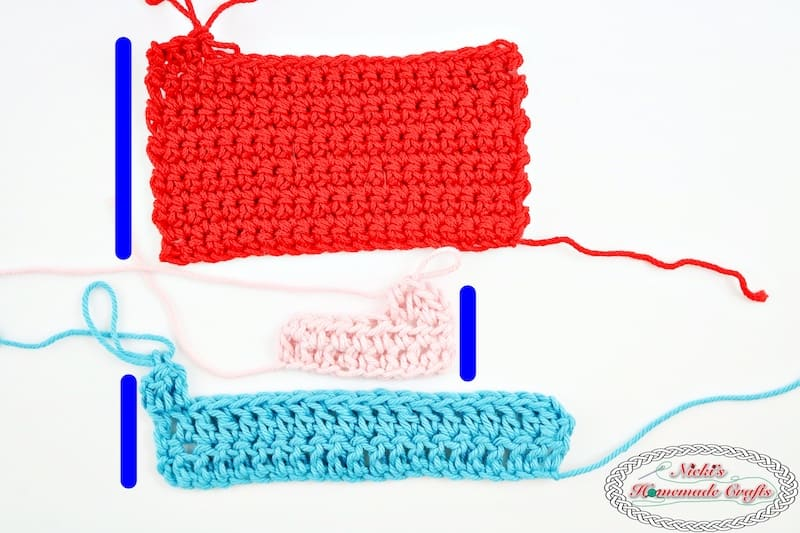 Crochet Straight Edges in Rows Every Time - Crochet tips