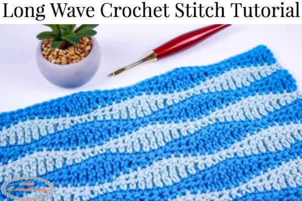 Texture Crochet Stitch