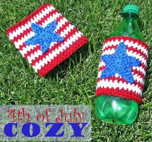 4th of July Cozy - American Flag