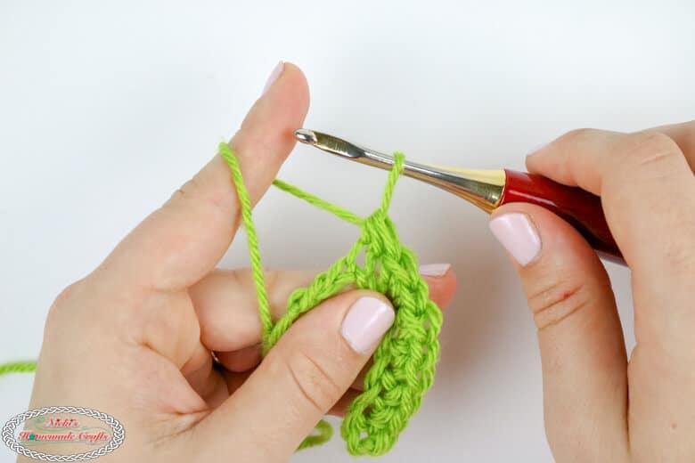 how to decrease a single crochet