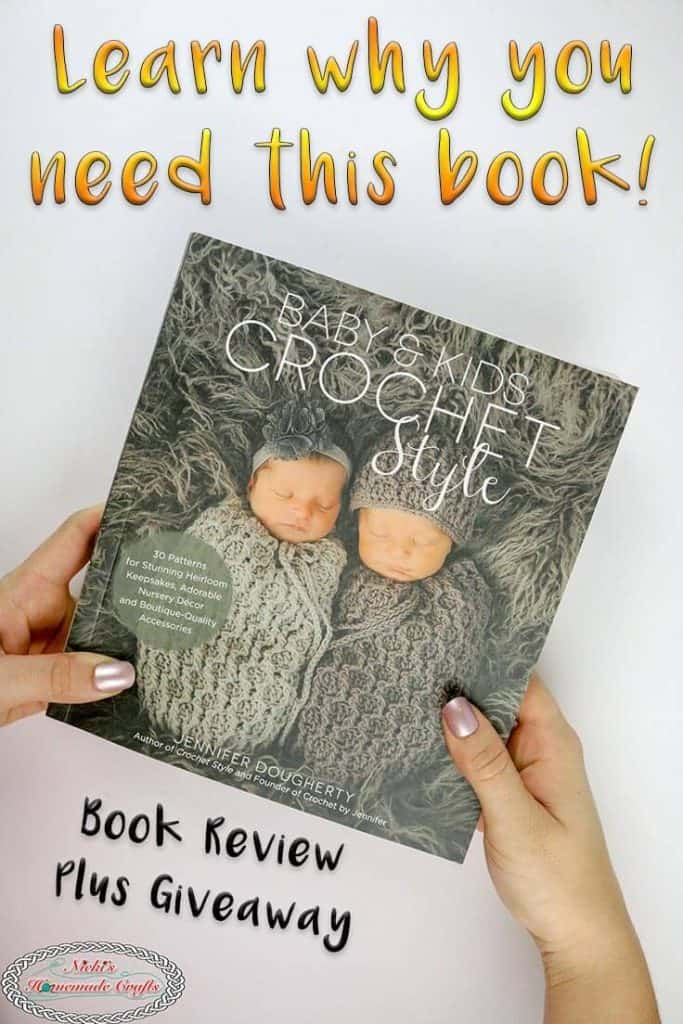 Crochet Style for Baby and Kids plus Giveaway