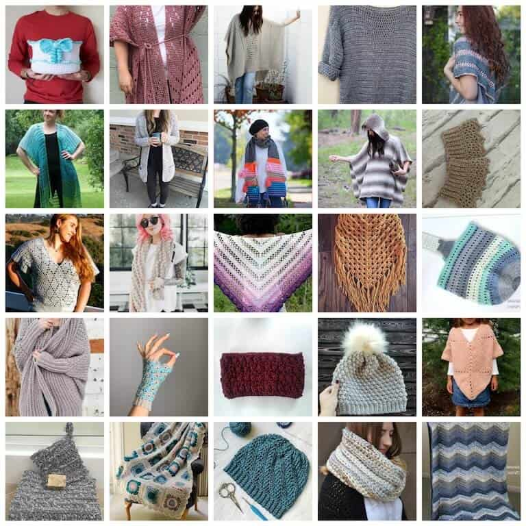 20 Patterns from the All About Layer Bundle