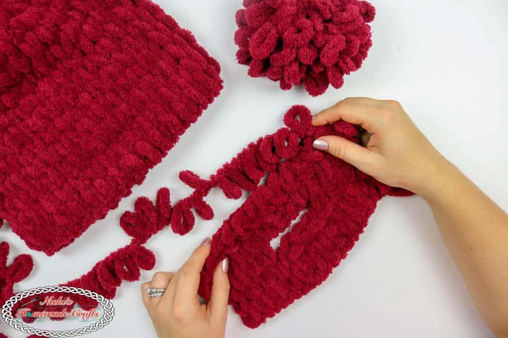 Ez Blanket yarn for scarf