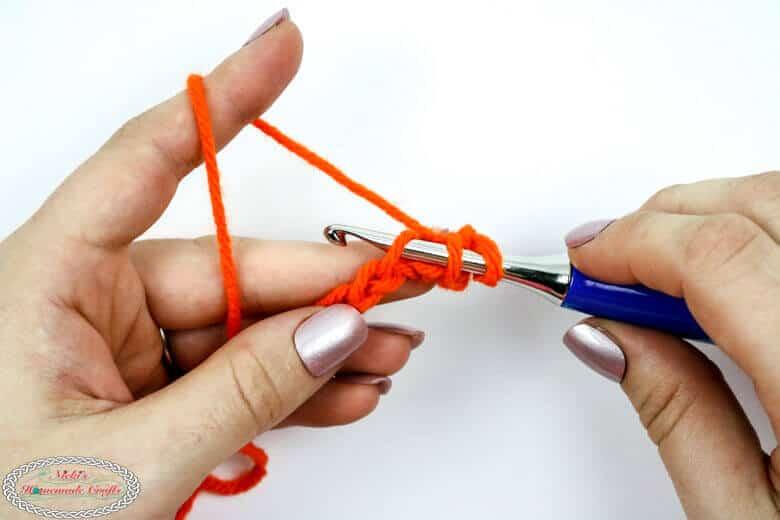 starting linked single crochet