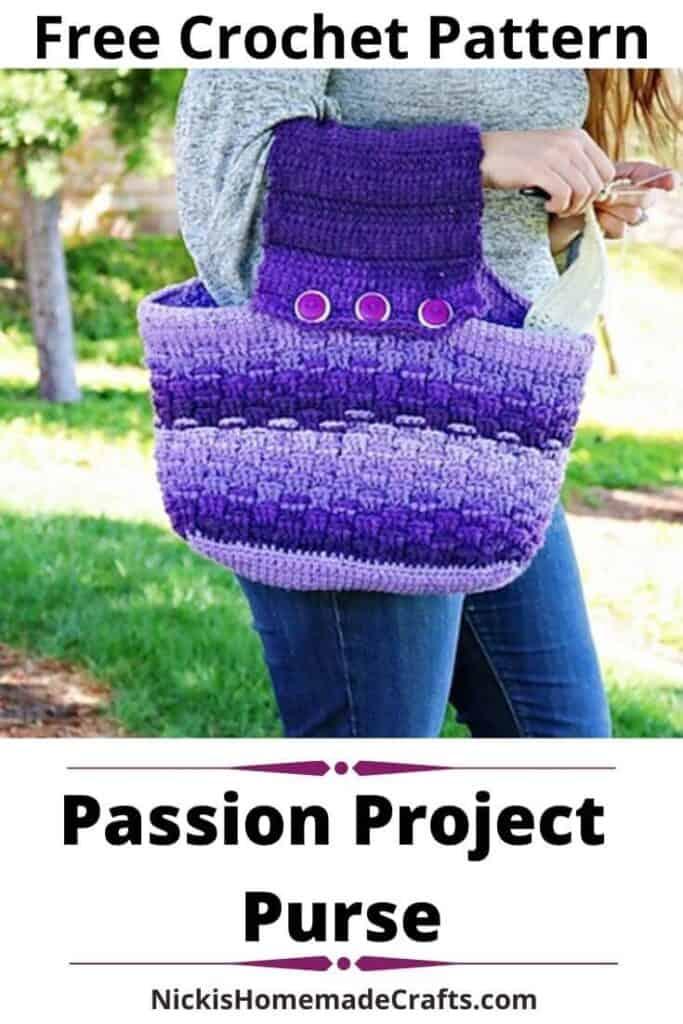 Passion Project Purse Pattern