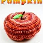 Crochet Striped Pumpkin for Fall, Halloween and Thanksgiving