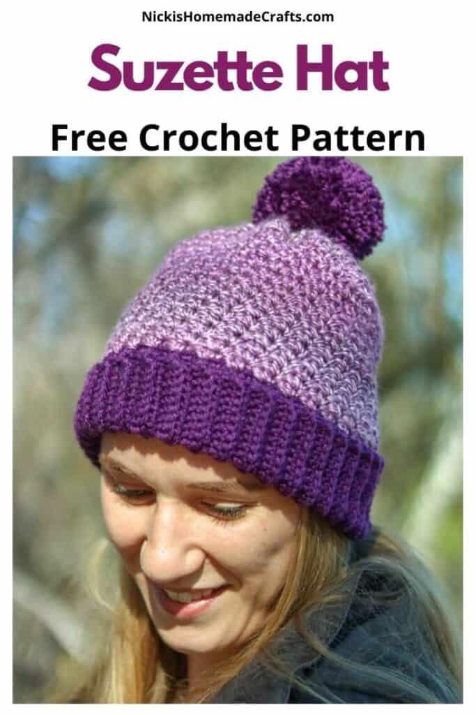 Suzette Hat Pattern