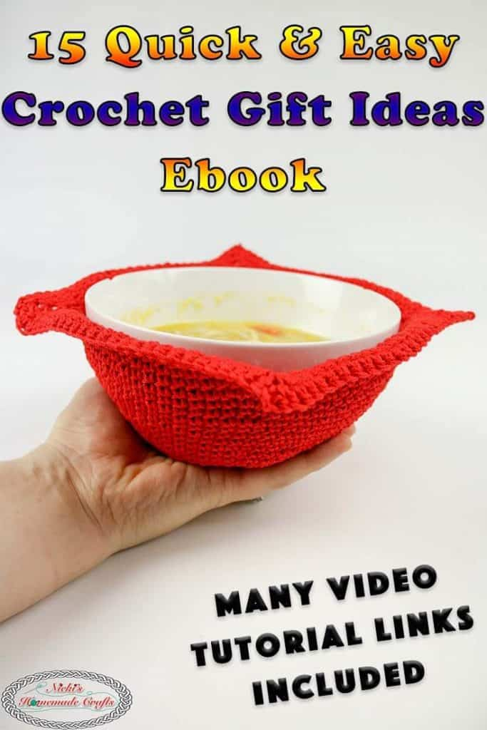 Quick & Easy Crochet Gift Ideas Ebook