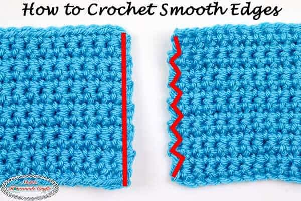 Smooth and Straight Edge crochet