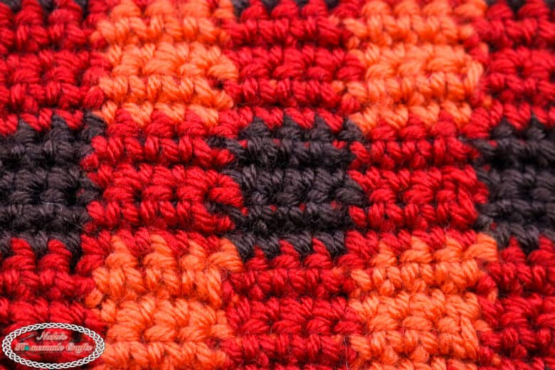 Single Crochet Plaid