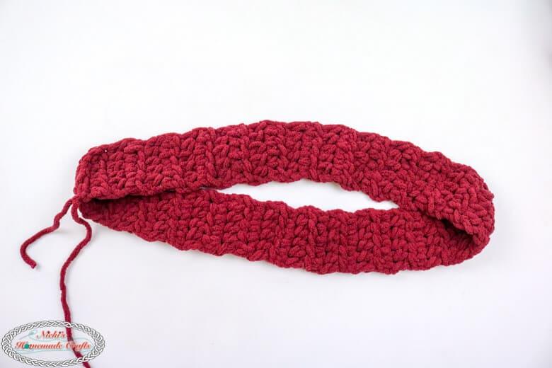crochet ribbon for pillow