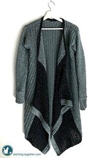 Kristie Crochet Cardigan