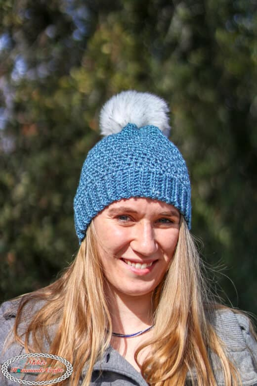 Crochet Lemon Peel Hat - Free pattern
