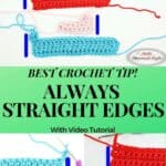 Crochet Straight Seams Always