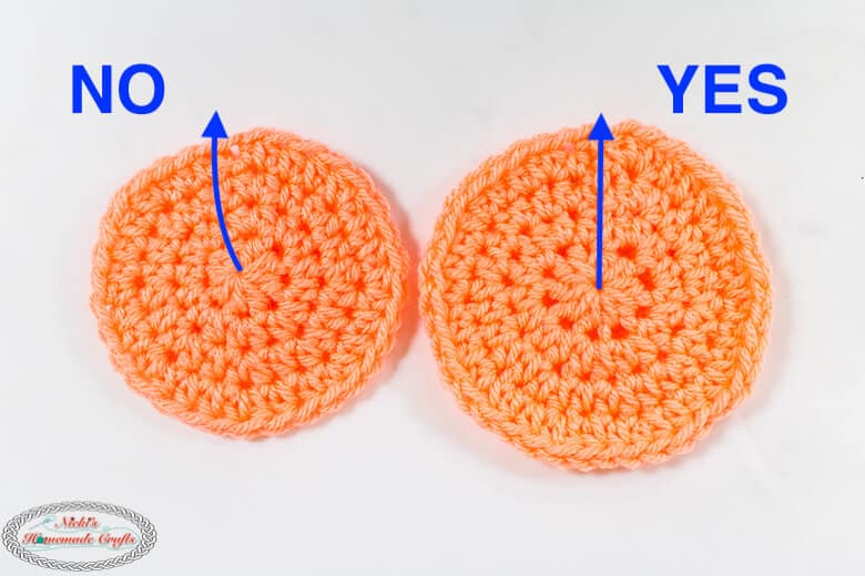 how to join rounds in crochet without a seam