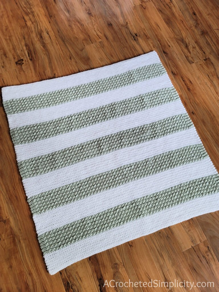 Abrielle Baby Blanket