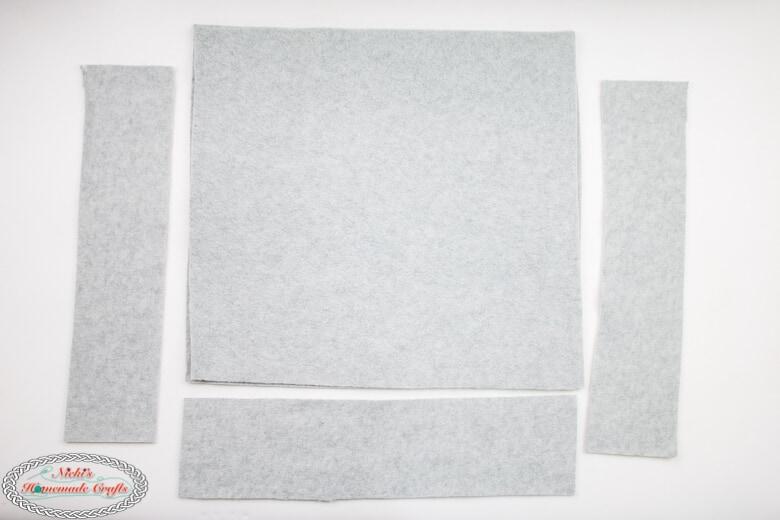 Bobble Basketweave Bag - Free Crochet Pattern lining
