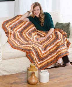 Autumn Throw