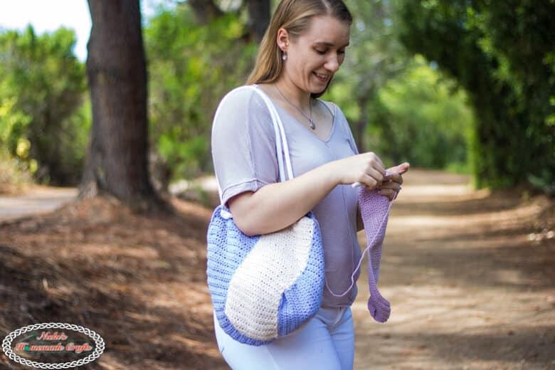 Windmill Crochet Bag Pattern