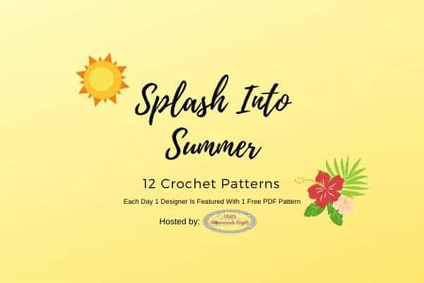 Splash into Summer Crochet Event