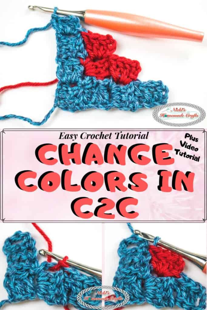 Change Colors in Corner to Corner (C2C)