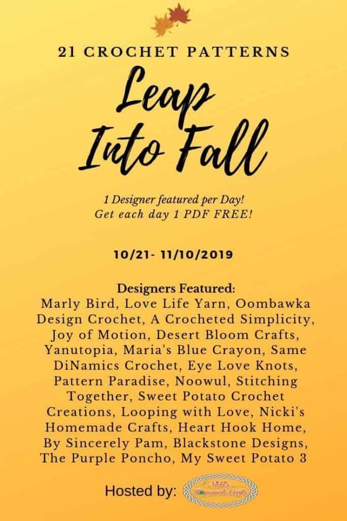 Leap into Fall Crochet Patterns Free