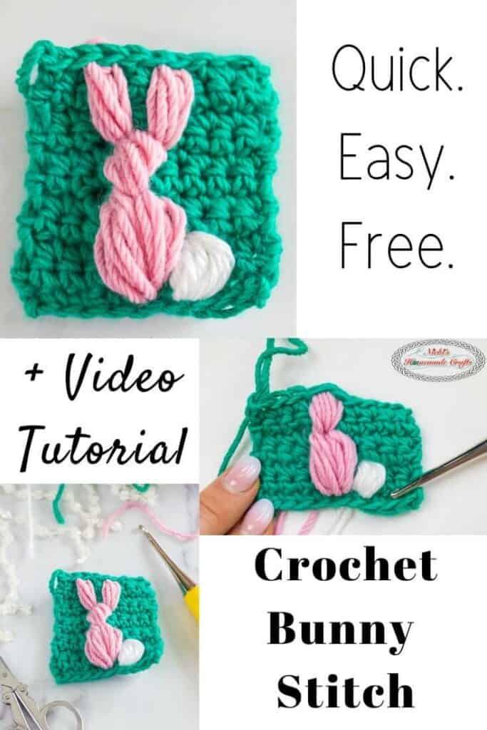 Crochet Bunny Stitch