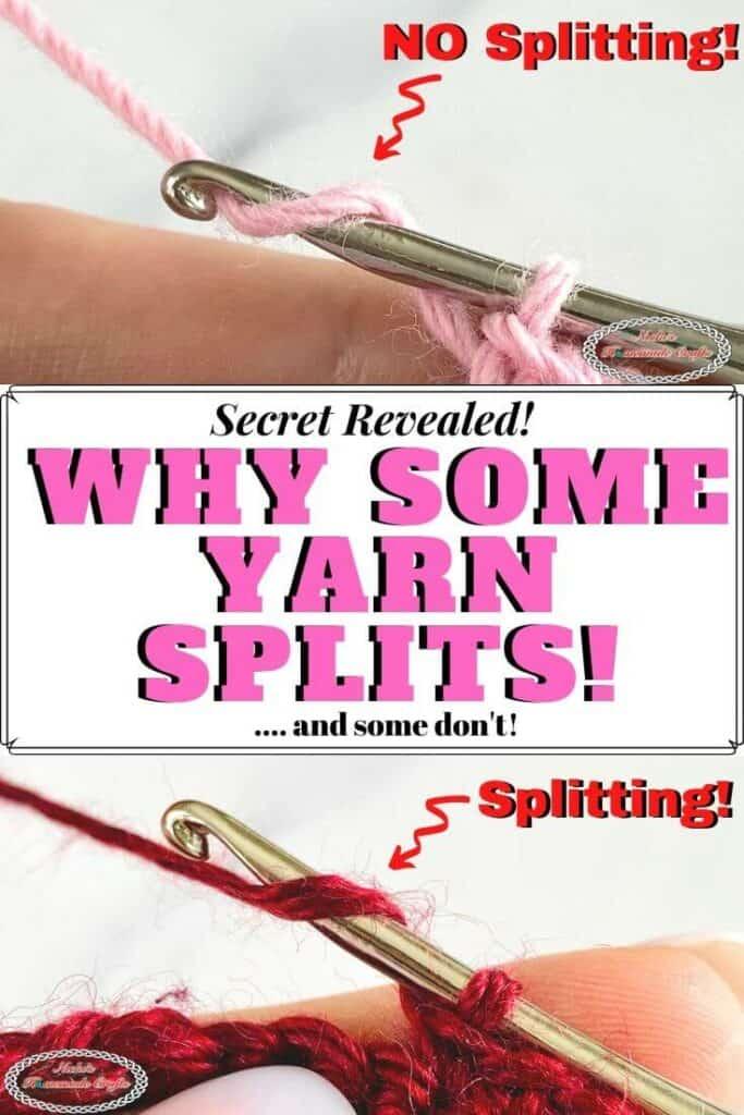 Why Yarn Splits - S twisted yarn vs z twisted yarn