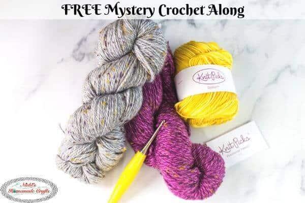 Mystery Crochet Along Free