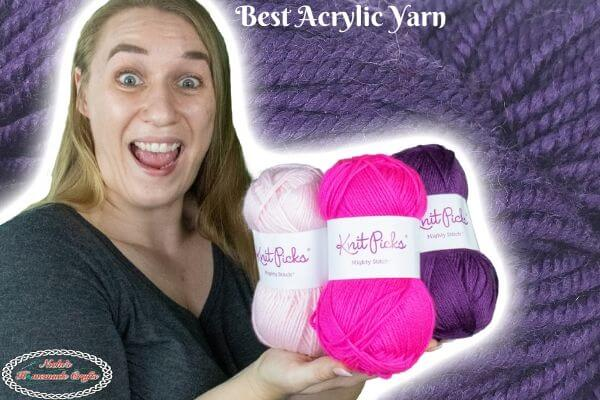 Best Acrylic Yarn